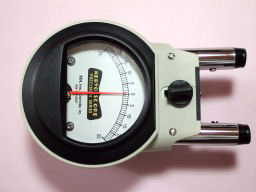 測定器のひとつ